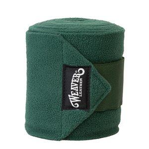 Weaver Fleece Polo Wraps - Hunter