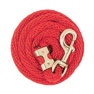Weaver Value Lead Rope with Brass Plated Snap - S2