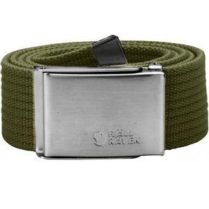 Fjallraven Unisex Canvas Belt - Green