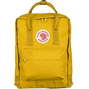 Fjallraven Kanken Backpack - Warm Yellow