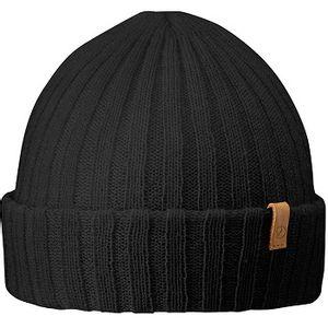 Fjallraven Unisex Byron Hat Thin - Black