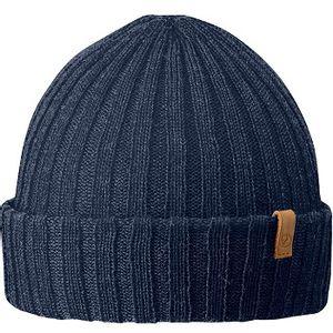 Fjallraven Unisex Byron Hat Thin - Dark Navy