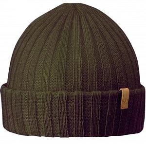 Fjallraven Unisex Byron Hat Thin - Dark Olive
