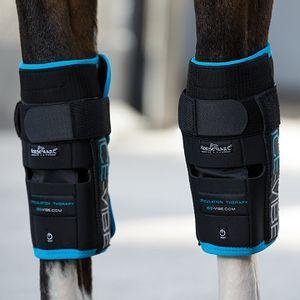 Ice Vibe Knee Wraps (pair)