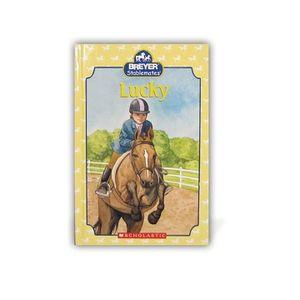 Breyer Lucky Scholastic Book