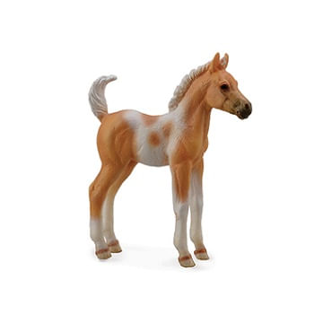Breyer-Corral-Pals-Palomino-Pinto-Foal-210884