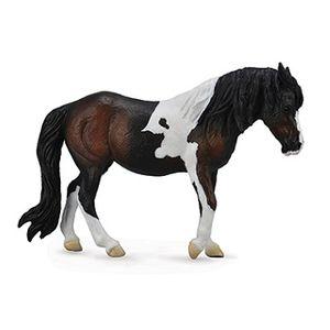 Breyer Corral Pals Bay Pinto Dartmoor Hill Pony Mare