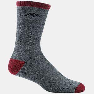 Darn Tough Men's Mountaineering Extra Cushion Micro Socks - Smoke