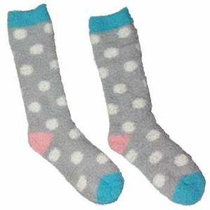 Joules Women's Fabulously Fluffy Socks - Silver
