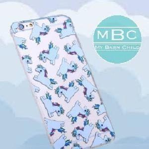 MBC Googly Unicorn 6/6s iPhone Case