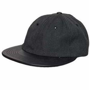 Crown Cap Unisex Wax Cotton Ballcap - Graphite