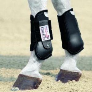 Eskadron Flexisoft Cross Country Front Boots - Black