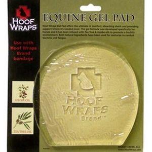 Equine Hoof Bandage Gel Pad