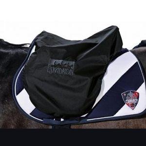 Eskadron Fleece Lined Saddle Cover - Black