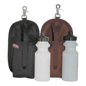 Weaver Nylon Water Bottle Holster - Black