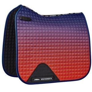 WB Prime Ombre Dressage Saddle Pad - Stormy Sky