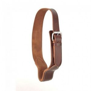 Tough 1 Leather Cribbing Collar