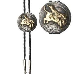 Bolo Tie - Bull Rider