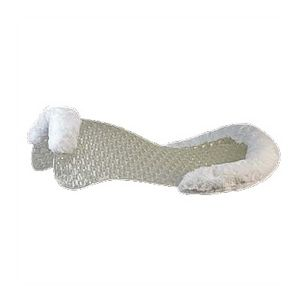 Acavallo Respira Air Release Soft Gel Pad Cut-Out Eco Wool