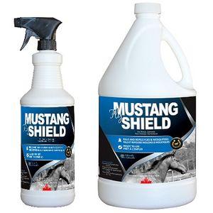 Mustang Fly Shield