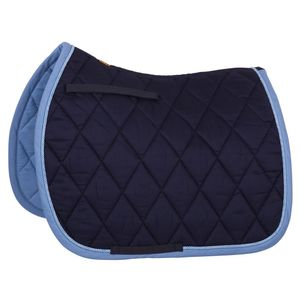 BR Event A/P Saddle Pad - Navy