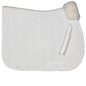 12 6217-SHEEPSKIN WITHER QUILTED A/P P