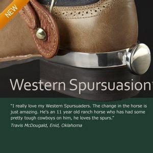 Spursuader Western Spurs