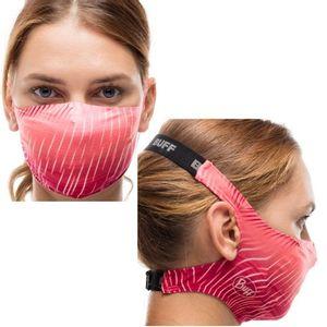 Buff Filter Mask - Keren Flash Pink
