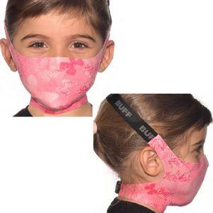 Buff Kids Filter Masks - Nympha Pink