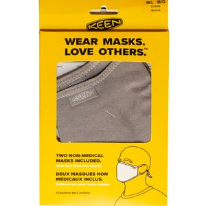 Keen Together Face Mask 2 Pack - Drizzle