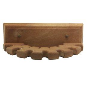 Wooden Whip Rack