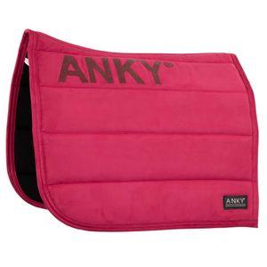 Anky Dressage Pad - Fuchsia Red