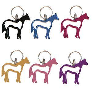 Standing Horse Key Chain