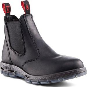 RedBack Unisex Bobcat Boots - Black