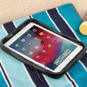 Nite Ize RunOff Waterproof Tablet Case - Charcoal