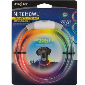 Nite Ize NiteHowl Rechargeable LED Safety Necklace