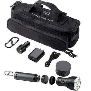 Nite Ize Inova T11R Rechargeable Tactical Flashlight + Power Bank