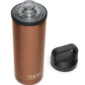 Yeti Rambler 18oz Bottle with Chug Cap - Copper