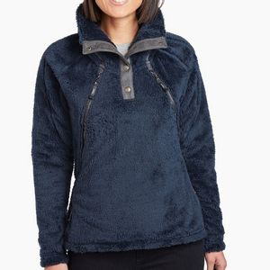 Kuhl Women's Flight Pullover - Ink