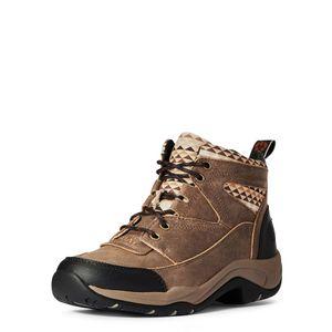 Ariat Women's Terrain Paddock Boot - Bomber/Aztec