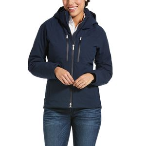 Ariat Women's Veracity Waterproof Insulated Jacket - Navy