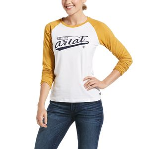 Ariat Women's Varsity Logo T-Shirt