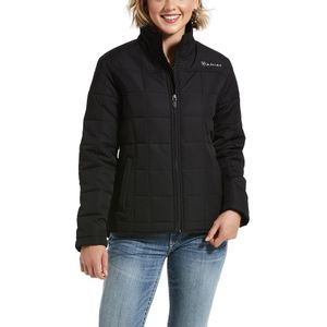 Ariat Women's Crius Insulated Jacket - Black