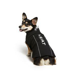 Ariat Team Softshell Dog Jacket - Black