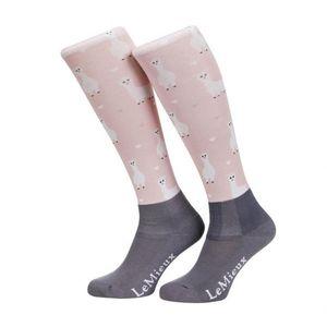 Lemieux Footsie Boot Socks-lla