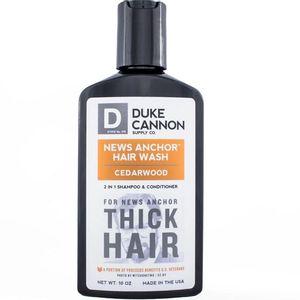 Duke Cannon Hair Wash - Cedarwood