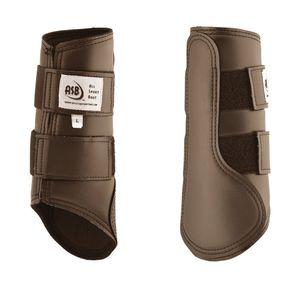 Dressage Sport Boots Asb Boots - Brown