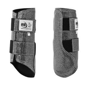 Dressage Sport Boots Asb Boots - Grey Glitter