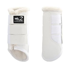 Dressage Sport Boots Dsb2 Boots - Matte White/white