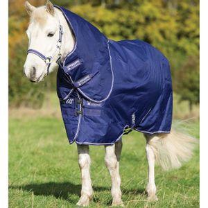 Amigo Hero 900D Pony Plus 200g Turnout - Atlantic Blue